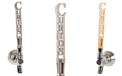 Personalized Beer Tap Handles for Your Kegerator